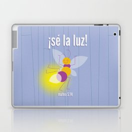 Mateo 5:14 Laptop & iPad Skin