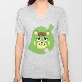 Animal Crossing Charlise Unisex V-Neck
