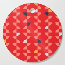 Geometric Pattern #2 Cutting Board