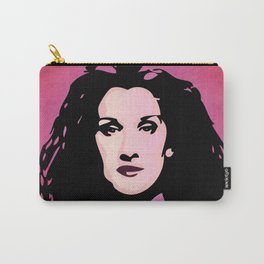 C Dion - Pop Art Carry-All Pouch