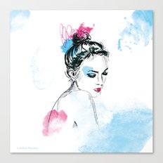 Think ! Canvas Print