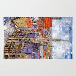 Munich Cityscape Rug