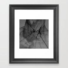 FRAGILE Framed Art Print