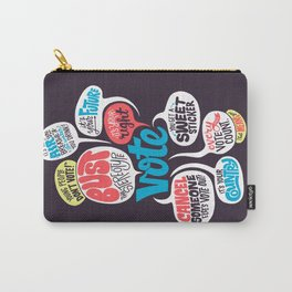 Vote! Carry-All Pouch