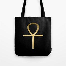 Ankh cross Egyptian symbol Tote Bag