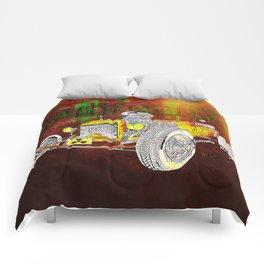 Radioactive Rod Comforters