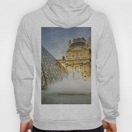 La fontaine du Louvre Hoody