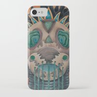 architect iPhone & iPod Cases featuring The Architect by Joel Perez