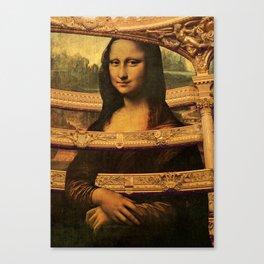 LIZA Canvas Print