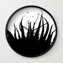 Fungal Groath Wall Clock