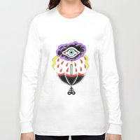 evil eye Long Sleeve T-shirts featuring Evil Eye.  by Alyssa Hall