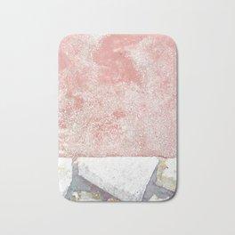 Abstract Pink Art Bath Mat