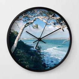 Canopy for a Coastline Wall Clock