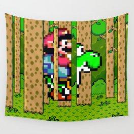 Free Rein Yoshi Wall Tapestry