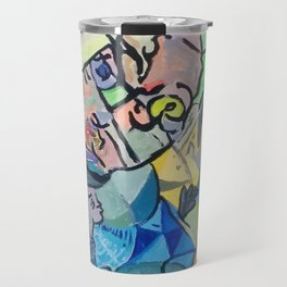 Connecting the unconnected. Travel Mug