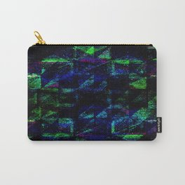 GLITCHY Carry-All Pouch