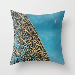 Biosphère 2 Throw Pillow