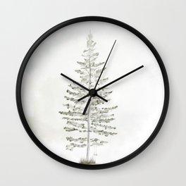 Lonesome Pine Wall Clock