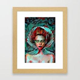Queen Vic Framed Art Print