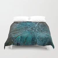 games Duvet Covers featuring Water games by  Agostino Lo Coco