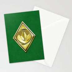 Green Ranger Stationery Cards