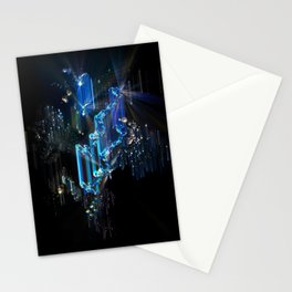 Space Chimes Stationery Cards