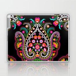 folk damask Laptop & iPad Skin