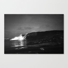 Hollows Canvas Print