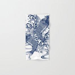 koi Hand & Bath Towel