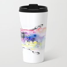 All my art is on you but you still don't hear me Travel Mug