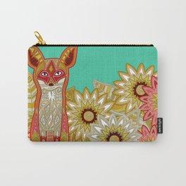 garden fox Carry-All Pouch