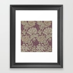 Chrysanthemum By William Morris Framed Art Print