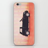mini cooper iPhone & iPod Skins featuring Mini Cooper by Anna Dykema Photography