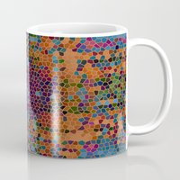 funky Mugs featuring funky by mari3000