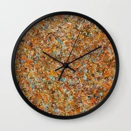 Square Bosque Wall Clock