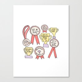 Little Victories Canvas Print