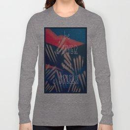 BALNAS: Be A Liver Not A Spleen Long Sleeve T-shirt