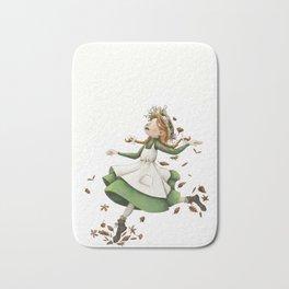 Anne with an E Bath Mat