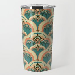 A Deco Garden Travel Mug