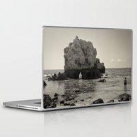 fifth element Laptop & iPad Skins featuring ELEMENT by Sébastien BOUVIER