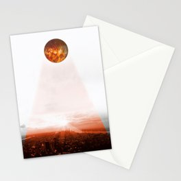 Great Gig in the Sky Stationery Cards
