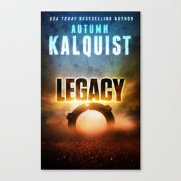 Legacy Jumpgate Canvas Print