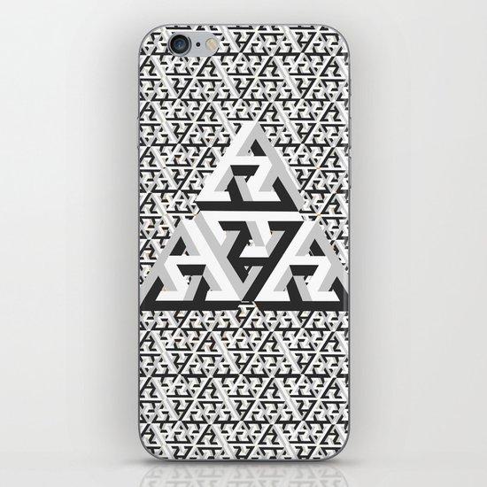 Escher Pattern iPhone Skin