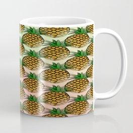Pineapple living  Coffee Mug
