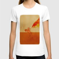 avatar the last airbender T-shirts featuring Avatar Roku by daniel
