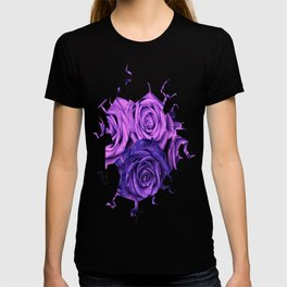 Purple Roses T-shirt