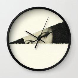 Hideaway Wall Clock
