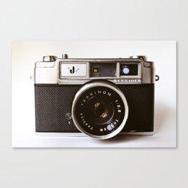 Camera II Canvas Print