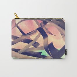 Abstract paper background Carry-All Pouch