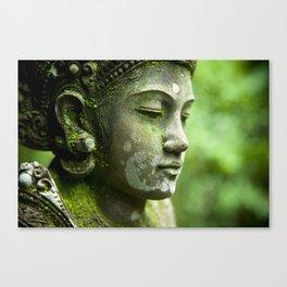 Peaceful Buddha Canvas Print